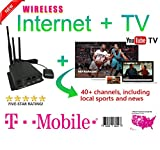 Unlimited Data Internet T-Mobile & Pepwave MAX BR1 Mini 3G/4G/LTE 30 Days Plan