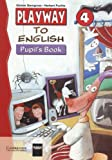 Playway to English 4 Pupil's Book, Günter Gerngross, 052165663X
