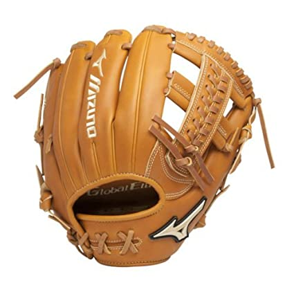 1b1ccaaba854 Image Unavailable. Image not available for. Color: Mizuno GGE61VAX Global  Elite VOP Infield Glove ...