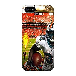 Special Designed For Samsung Galaxy S5 Cover TPU Case with Miami Heat Team Logo for NBA Fans-by Allthingsbasketball