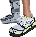 ProCare Evenup Shoe Balancer, X-Large (Shoe Size: Men's 13.5+ / Women's 13.5+) Medical Surgical Post-Op Shoe Boot Shoelift Leveler Walking Pad Black