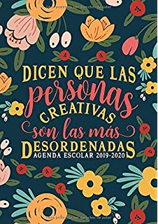 Agenda Escolar 2019-2020: Cactus (Spanish Edition ...