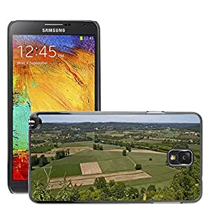 Hot Style Cell Phone PC Hard Case Cover // M00169242 Dordogne France Sky Clouds Mountains // Samsung Galaxy Note 3 III N9000 N9002 N9005