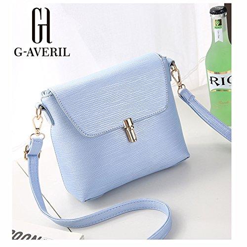 G-AVERIL - Bolso de asas para hombre gris gris azul