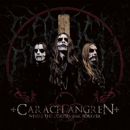 Carach Angren: Where the Corpses Sink Forever (Audio CD)