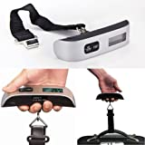 Portable Digital Electronic Travel Luggage Hanging Scale DDStore