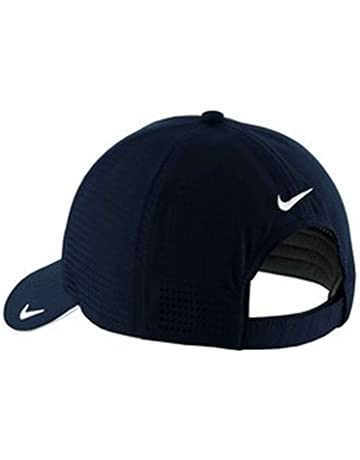 e24f45a8319 NIKE Authentic Dri-Fit Low Profile Swoosh Embroidered Perforated Baseball  Cap