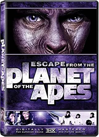 Escape from the Planet of the Apes [USA] [DVD]: Amazon.es ...