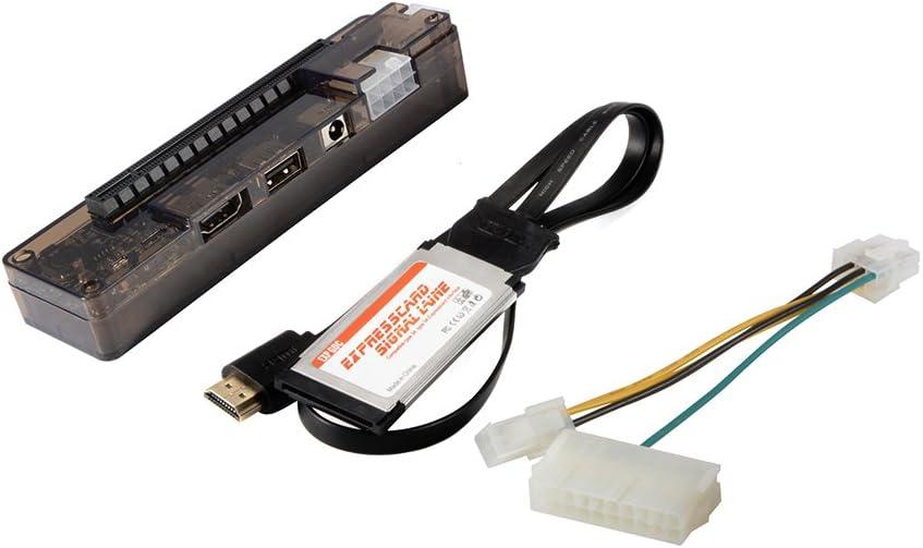 Sun3Drucker EXP GDC Laptop Externe unabh/ängige Grafikkarte PCI-E-Grafikkarte f/ür Beast Dock Expresscard
