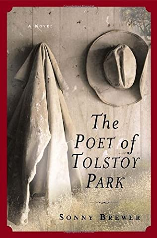 book cover of The Poet of Tolstoy Park