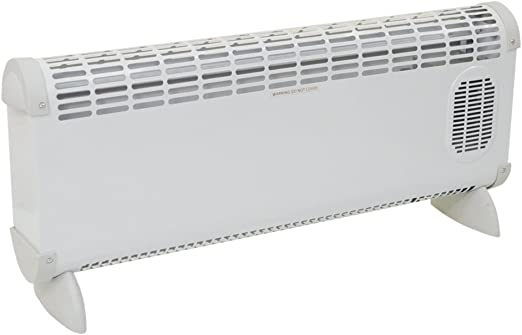 KW Convector Heater with Turbo Fan