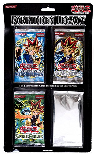 Ruler Booster Pack (Yu-Gi-Oh Forbidden Legacy Blister Packs [Toy])