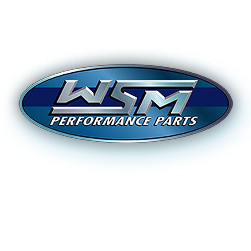 1997 Polaris SL 1050 Top End Engine Piston Kit Bore Size: 81.00 mm