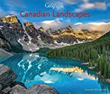Canadian Geographic Canadian Landscapes 2020 12 x 14 Inch Monthly Deluxe Wall Calendar with Envelope, Canada Travel Scenic Outdoor