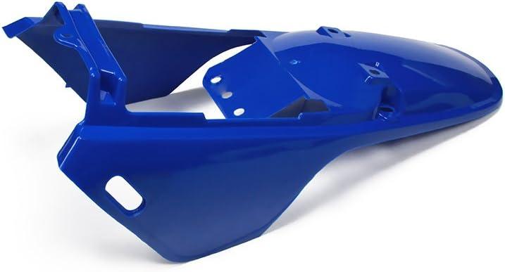 JFGRACING complet du corps en plastique Kits Car/énage Fender R/éservoir de gaz Shrouds plaque dimmatriculation pour Yamaha Pw80