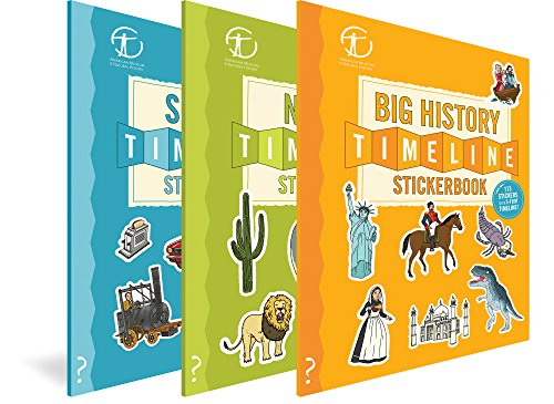 (The Stickerbook Timeline Collection)