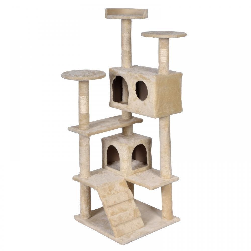 BestPet Cat Tree Tower Condo Furniture Scratch Post Kitty Pet House