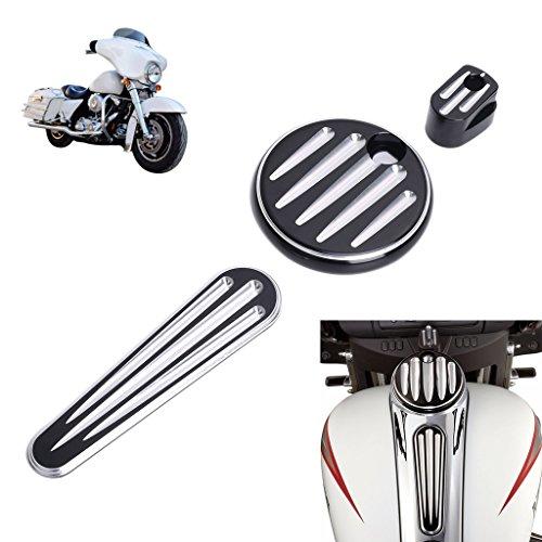 kawayee-motorcycle-cnc-black-deep-cut-dash-accessory-pack-for-harley-davidson-street-road-glide-tour