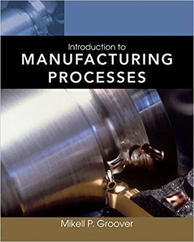 Introduction to manufacturing processes mikell p groover introduction to manufacturing processes 1st edition fandeluxe Gallery
