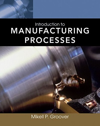 Intro.To Manufacturing Processes