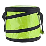 Wakeman Pop-up Cooler, Collapsible and Soft-Sided with Insulated, Leakproof Lining- Holds 28 Cans Outdoors (Lime)