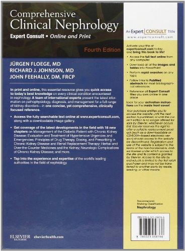 Comprehensive Clinical Nephrology (Expert Consult)