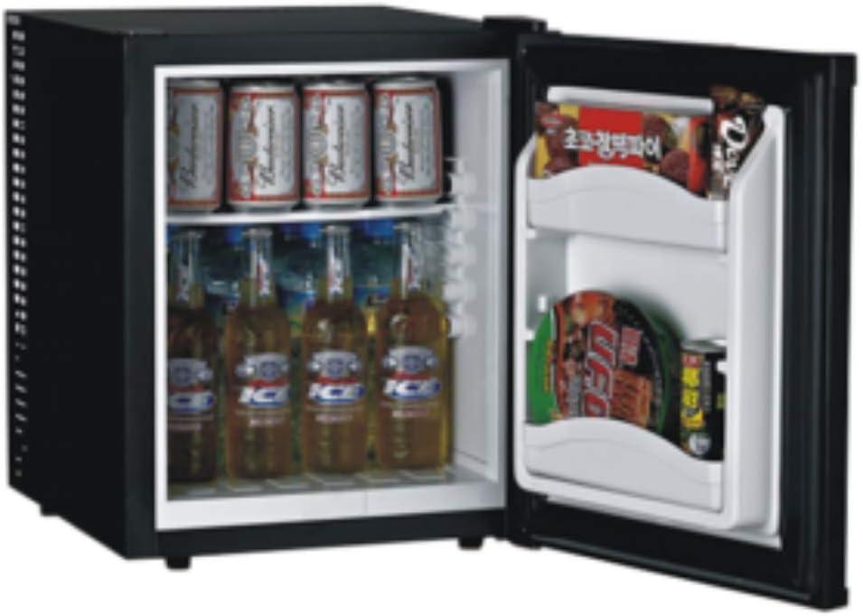 LED Light Internal Personal Refrigerator Caravans Mobile Homes ideal for Personal Use Guesthouses MINI FRIDGE Solid Door No Noise 30ltr Mini Bar Fridge Bedrooms