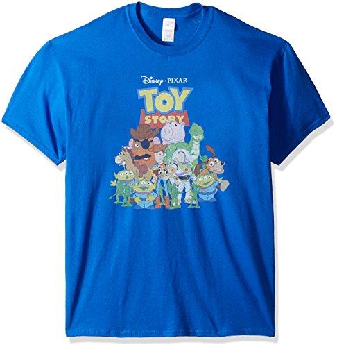 Disney Men's Toy Story T-Shirt