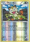 Pokemon - Meowth (74/124) - XY Fates Collide - Reverse Holo