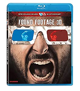 Found Footage 3D [Blu-ray] by Magnolia