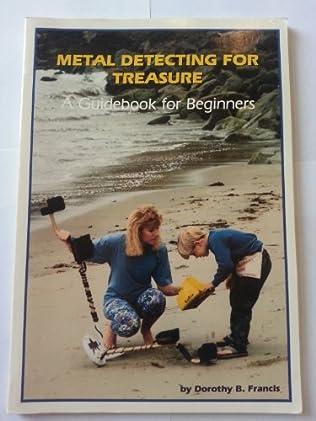 book cover of Metal Detecting for Treasure