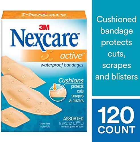 Bandages & Gauze: Nexcare Active