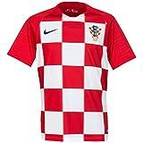 #5: NIKE Croatia 2018 Home Jersey - Red/White