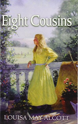 book cover of Eight Cousins