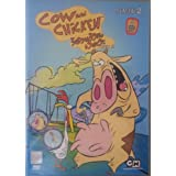 Cow and Chicken Season 2 (rare Region 3 import dvd) 2 discs