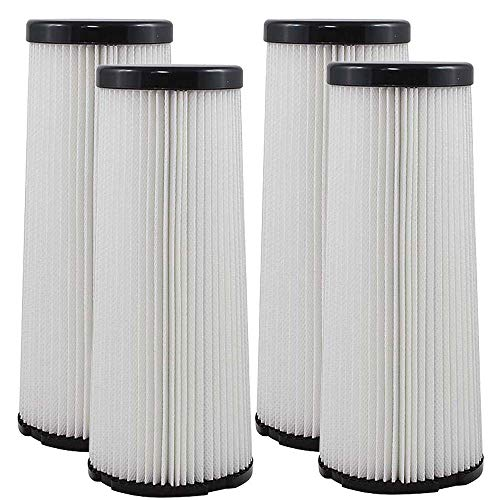 Eagles 4pack Replacement F1 Filters Compatible with Dirt Devil Type F1 Vacuum Replaces Parts#2JC0280000 - Type F1