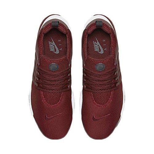 newest 56a97 a1b60 ... Nike Herren Air Presto Essential Team Rot  Anthrazit ...
