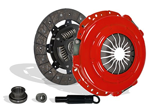 Clutch Kit Works With Ford Mustang Gt Mach 1 Cobra Svt 1999-2004 4.6L V8 GAS SOHC Naturally Aspirated 2003-2004 4.6L V8 GAS DOHC Supercharged (Fits from 2/2001 w/ T3650 Transmission, -