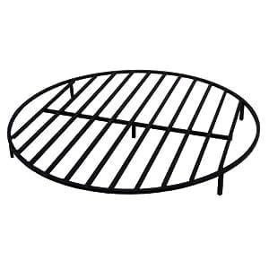 Amazon.com : Landmann 7736 36-Inch Round Grate for Outdoor ...