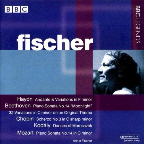 Annie Fischer Luxury goods Plays Haydn Chopin Beethoven Mozart Max 72% OFF Kodaly