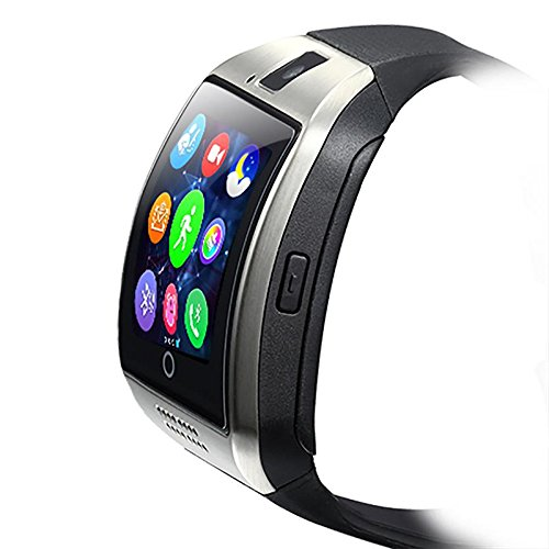 Amazon.com: SmartWatch New Q18 Passometer with Touch Screen ...
