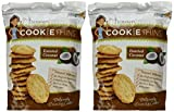 Mrs. Thinster's TOASTED COCONUT Cookie Thins 16 Oz (Pack of 12)