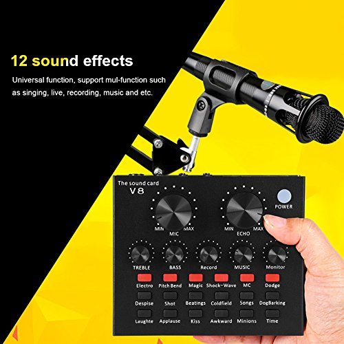 Buy soundcard for recording music