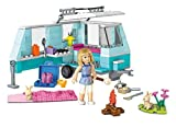 fire pit construction Mega Construx American Girl Lanie's Camping Trip Building Set