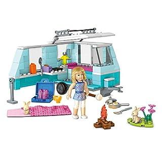 Mega Construx American Girl Lanie's Camping Trip Building Set (DYN75)