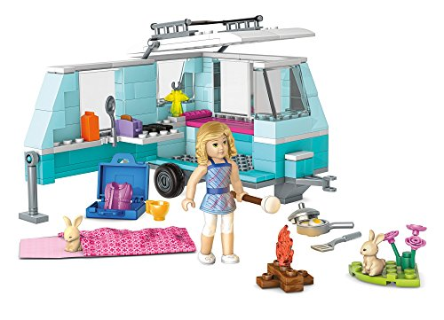 Mega Construx American Girl Lanie's Camping Trip Building Set
