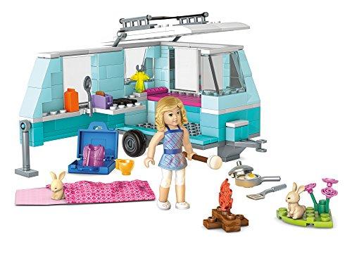 Mega Construx American Girl Lanie's Camping Trip Building