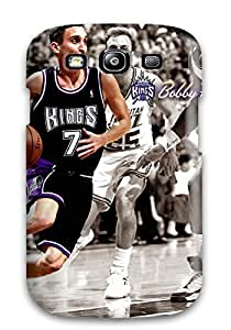 Evelyn Alas Elder's Shop sacramento kings nba basketball (38) NBA Sports & Colleges colorful Samsung Galaxy S3 cases