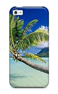 Pamela Sarich's Shop Best 8007646K32525902 Tough Iphone Case Cover/ Case For Iphone 5c(bora Bora)