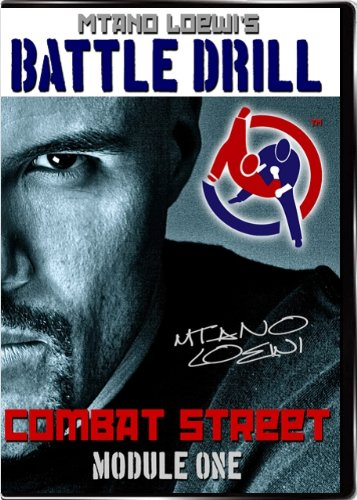 Battle Drill Combat Street Self-Defense DVD 4-DISC SET -- Military Combatives Training Series (Beginner To Advanced). How To Defend Yourself From A Violent Attack Using Unarmed Combat, Hand-To-Hand Fighting Skills & Self Defense Training for Personal Protection